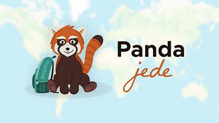 PandaJede - ilustrační obrázek
